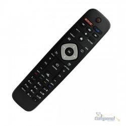 Controle Remoto Tv Philips Smart Tecla Netflix rbr7412